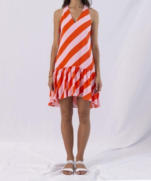 diagonal-ruffle-short-dress (1)